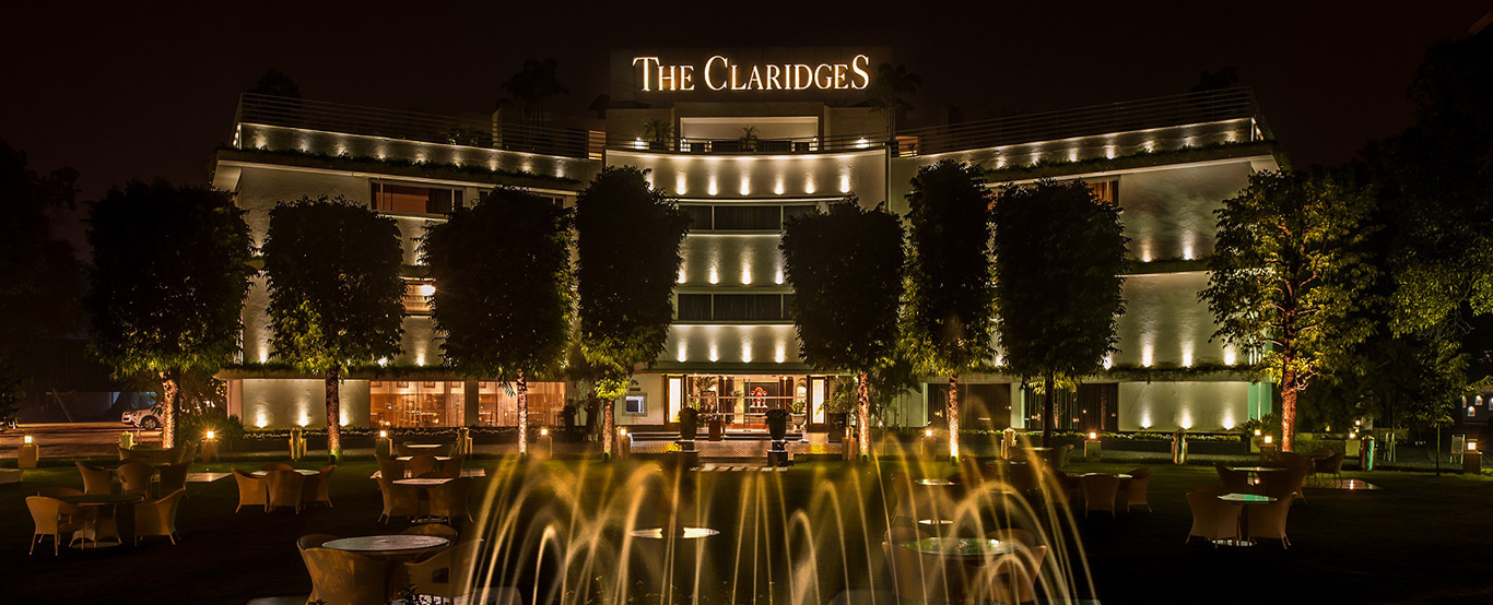 Top 5 Star Hotels in Delhi – The Claridges